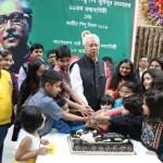 Delhi mission celebrates Bangabandhu's birthday