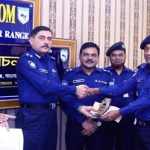 Eight police personnel awarded for professional excellence