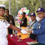 President asks scouts to stand against narcotics, terrorism, militancy