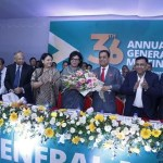Rubana takes office as BGMEA's first female president