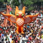 Pahela Baishakh celebrated amidst huge enthusiasm