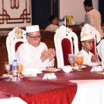 President hosts iftar for ulema, FFs