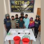 RAB nabs five 'Ansar Al Islam' men in Rajshahi