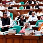Kamal unveils Tk 5,23,190cr budget for FY20