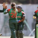 Bangladesh Emerging Women's concedes 5-wicket defeat in 1st T20