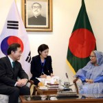 PM seeks Seoul's support for early resolution of Rohingya crisis