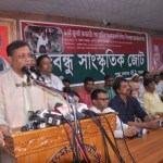 Khaleda biggest beneficiary of Zia killing: Hasan
