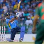 Perera ton steers Sri Lanka to 314-8 in 1st ODI against Bangladesh