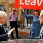 Britain's Boris Johnson in dates