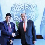 Guterres puts highest efforts in resolving Rohingya crisis