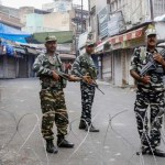 Kashmir curfew to be eased for Friday prayers: police