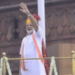 Modi vows to 'restore' Kashmir's 'past glory'
