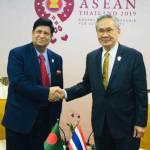 Momen seeks Thai support resolving Rohingya crisis