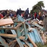 7 killed as school collapses in Kenya's capital