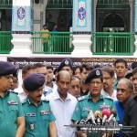 DMP for tight security measures over Tajia processions