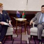 Australia to continue pressure on Myanmar for Rohingya repatriation