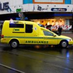 Norwegian police arrest gunman after ambulance rampage