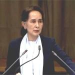 Myanmar's Suu Kyi denies 'genocidal intent' in Rohingya case