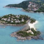 Koh Samui's first private island luxury resort