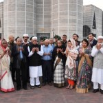 President, PM pay homage to Ismat Ara Sadique, MP