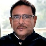 Quader urges BNP not to do politics over coronavirus