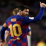 Boost for Setien as Messi leads Barca rout over Leganes
