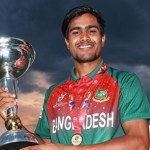 Akbar named captain in ICC U19 Cricket World Cup team