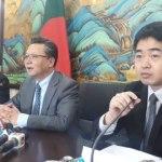 No panic, no rumour, says Chinese envoy about coronavirus