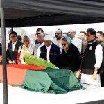 PM pays homage to ex-state minister Rahmat Ali