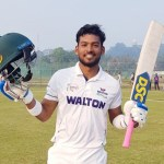 Central Zone sniffs victory with Shanto's double century