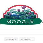 Google doodle celebrating Bangladesh's Independence Day
