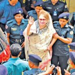 Khaleda Zia released after 25 months