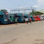 Public transport movement suspended from Mar 26-Apr4