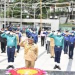 New IGP Benazir Ahmed pays homage to Bangabandhu