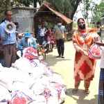 Coast Trust gives relief items among poor in Bhola