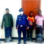 5 gamblers jailed in Lalmohon