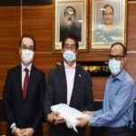Japan provides PPEs to Bangladesh in coronavirus response