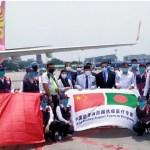 China medical team in Dhaka