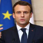 France has scored its 'first victory' against virus: Macron