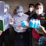 Fake sanitizers seized from Jatrabari flat basement, 4 arrested