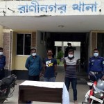 Five held in Naogaon for trading drugs,gambling