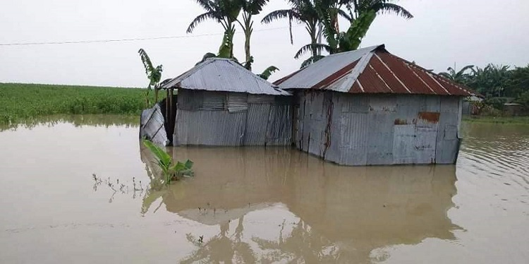 Lalmonirhat flood situation remains unchanged