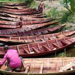 Boat sales boom in Gopalganj
