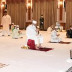 President offers Eid prayers at Bangabhaban Durbar Hall
