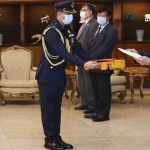 Envoys of Sweden, Spain, Norway present credentials to President