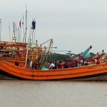 28 Indian fishermen detained for illegal intrusion