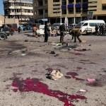 28 dead as twin suicide bombings rock central Baghdad