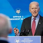 Biden says Trump decision to skip inauguration a 'good thing'