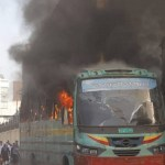 Arson attack on buses: 178 BNP men get anticipatory bail