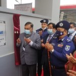 Bhasanchar Police Station opened in Noakhali